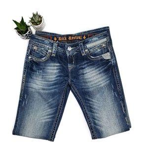 Rock Revival Gwen Easy Stright Jeans